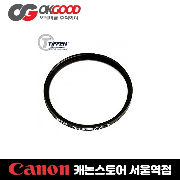 TIFFEN UV PROTECT FILTER 82mm
