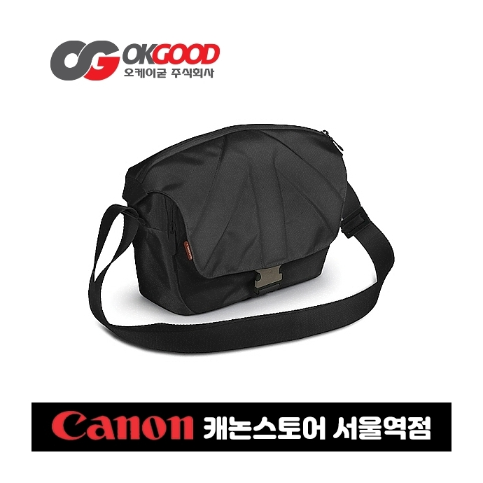 맨프로토 Manfrotto UNICA I MESSENGER BAG - BLACK 메신저백
