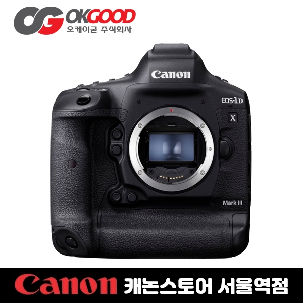 캐논 Canon EOS-1DX MARK III