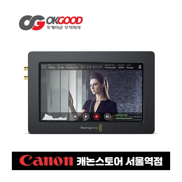 블랙매직 Blackmagic Video Assist 5인치 3G
