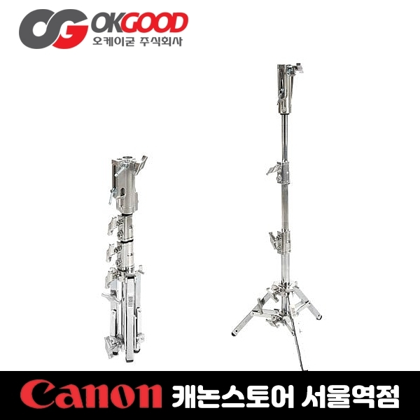 KUPO 186M LOW MIGHTY BABY STAND W/TOP