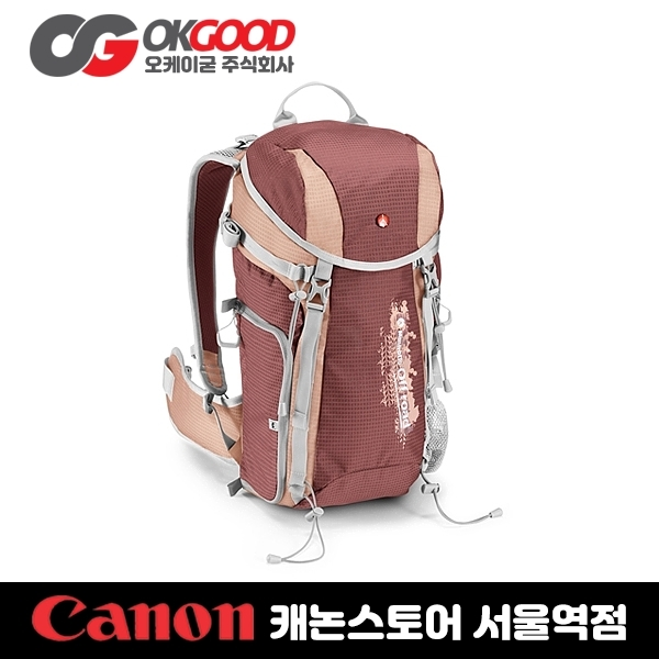 맨프로토 Manfrotto Off road Hiker 20L Backpack Pink (핑크색상)